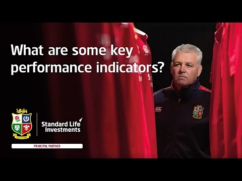 What performance indicators does Head Coach Warren Gatland look for in a Lion?