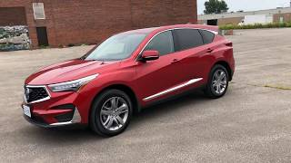 Review: 2019 Acura RDX Platinum Elite