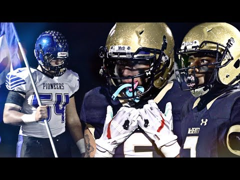 GREATEST PLAYOFF COMEBACK OF ALL TIME?? 2019 Bishop McDevitt Vs Lampeter Strasburg Highlights