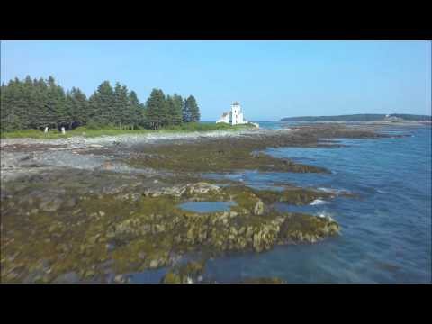 Isleford, Maine by air Episode 1