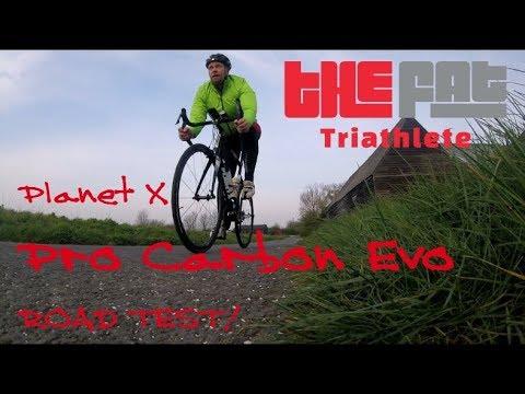 c550e81e1bb Planet X Pro Carbon Evo - Road Test - YouTube