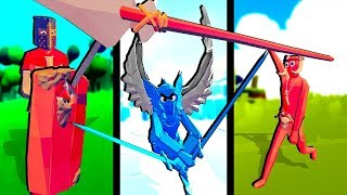 TABS - These Crazy Units Are Unstoppable in Totally Accurate Battle Simulator!