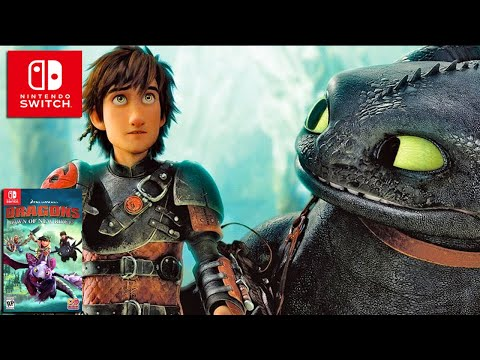 dreamworks-dragons-dawn-of-new-riders- -announced-for-nintendo-switch