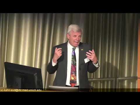 13th Annual Prechter Lecture featuring Pete Earley - YouTube