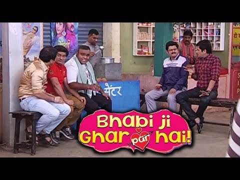 BHABHI JI GHAR PAR HAI TV SHOW ON LOCATION
