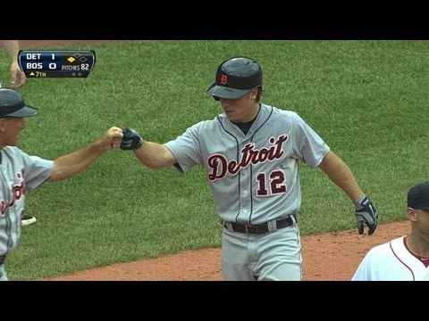 Dirks sends V-Mart home as Tigers' first run