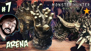 MHWorld Arena Ep.7 Two Chins One NSFW Video!