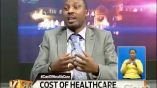 K24 Dr Timothy Olweny of Evans Sunrise Hospital - NHIF Interview