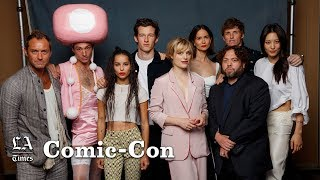 Jude Law has been preparing for his 'Fantastic Beasts' role for a decade | Comic-Con 2018
