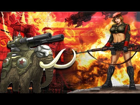 command conquer red alert 3 | Science 1.863 New Units |
