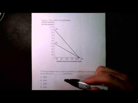 Emission Tax Problem