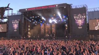 Sabaton - Primo Victoria (Live At Wacken Open Air 2013) (Bluray/HD]