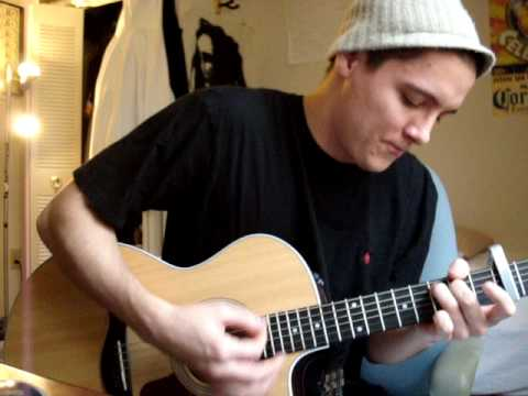 Can't Help But Wait - Trey Songz Acoustic Cover