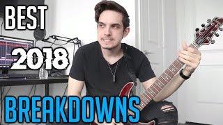 Top 10 Best Breakdowns of 2018