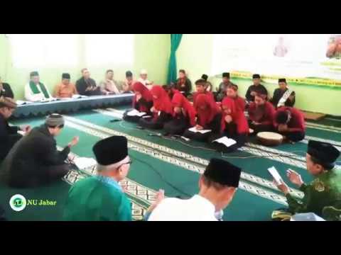 Maulid Nabi Muhammad SAW 1441 H & Haul I KH. Asep Syarif H.   Majelis Sabtuan PCNU Kota Bandung