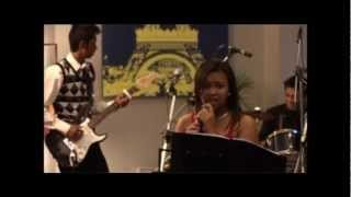WE FOUND LOVE Cover (Live) by Candy Johanna
