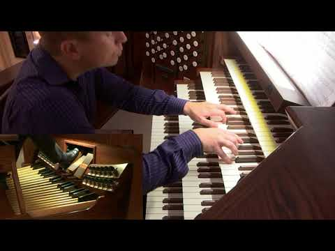 Adam Brakel plays Finale from Symphony III by Louis Vierne