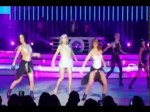 Danse avec les stars la tournée à lille le 6 février 2016 partie 2