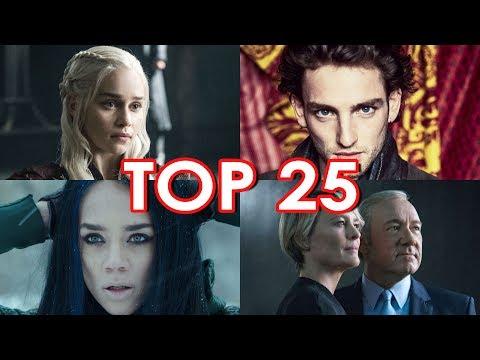 Top 25 Summer 2017 TV s