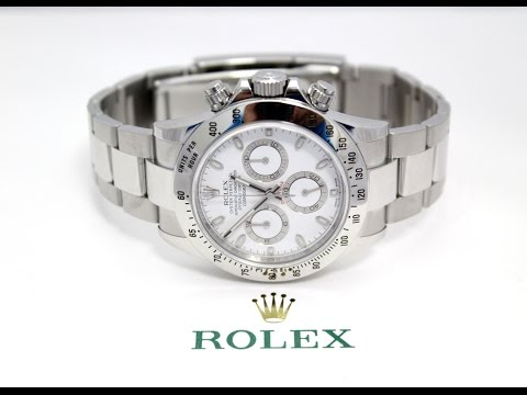 BRAND NEW Steel Rolex Daytona 21% discount from authorized dealer in China
