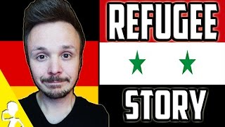 A Syrian Refugees Story | Get Germanized