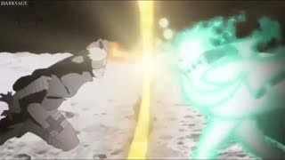 My flow is on destructo disk Naruto AMV