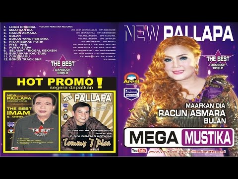 Lilin Herlina & Mega Mustika - Maafkan Dia - New Pallapa [  Official ]