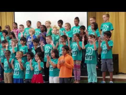 Saanu 2nd grade Matter song