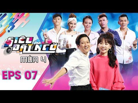siêu Bất Ngờ - Mùa 4 | Tập 7 Full: Hari Won gọi nhầm tên Trấn Thành khi đối diện với Trương Thế Vinh