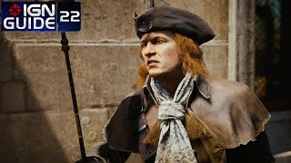 Assassin 39 s Creed Unity 100 Sync Walkthrough Sequence 08 Memory 02 September Massacres