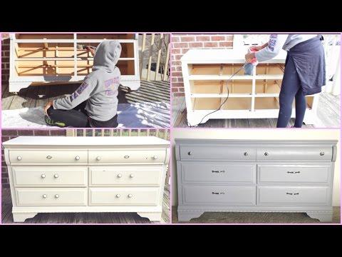 DIY | Dresser Makeover!!!!