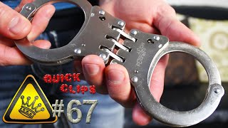 QC#67 - Escaping Handcuffs