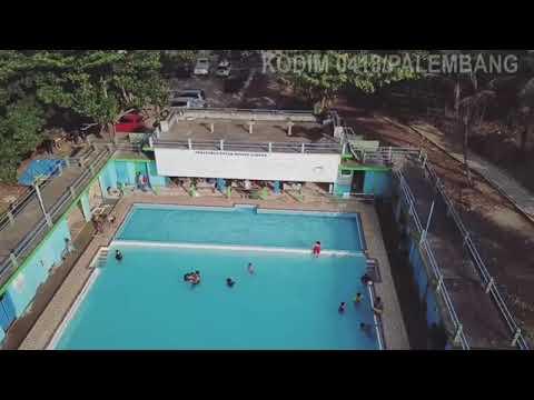 kolam renang garuda palembang youtube rh youtube com