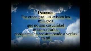 Tercer Cielo ft Annette Moreno - Demente [ Letras ]