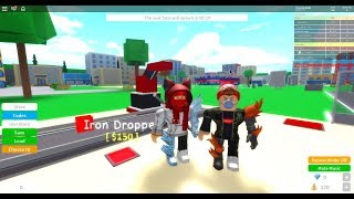 roblox two player super hero tycoon w/lance