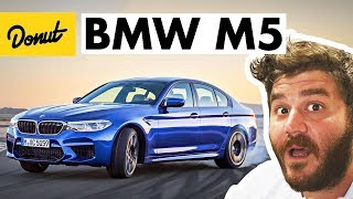 BMW M5 - Everything You Need To Know