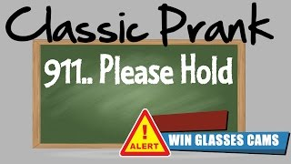 911 classic prank call pivothead glasses cams giveaway