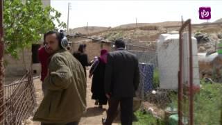 تقرير غادة سابا - محافظة الطفيلة   Roya