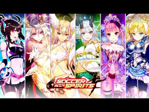 사커스피리츠 시즌3 OST Universe Update 음원 REBORN/ Soccer Spirits Season3 Universe Update OST REBORN