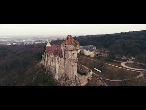 Burg Liechtenstein (Dji Phantom 4)