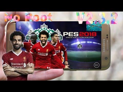 Pes 2018 V2.3.2