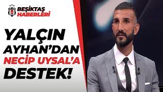 Yalçın Ayhan'dan Necip'i Halı Sahada Bile Oynatmam Diyen Tümer Metin'e Sert Tepki! 27.12.2020