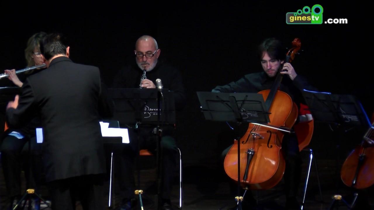 Doce grupos participan este sábado en el II Concurso de Música de Cámara de Gines