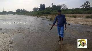 """Sathanur Dam water Released to Reached In Thenpennai River """"LIVE"""""""