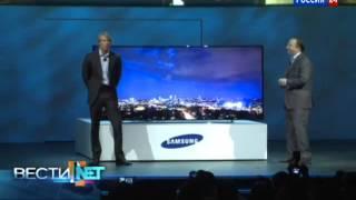 видео Samsung UE82S9WAT 4K Ultra HD телевизор