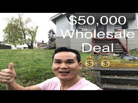 Friday Deal Story #21: $50,000- No walk through & No Inspection- Wholesale Houses Virtually