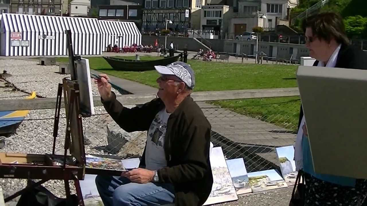 Bernard lambot artiste peintre youtube for Bernard peintre