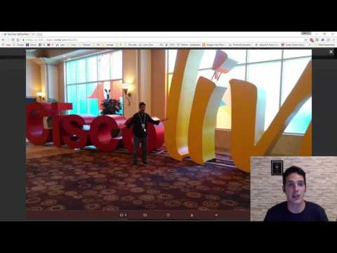 Cisco Live 2017 in Las Vegas!
