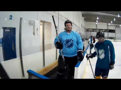 011018   Sharks vs Blackhawks Rec Part 1