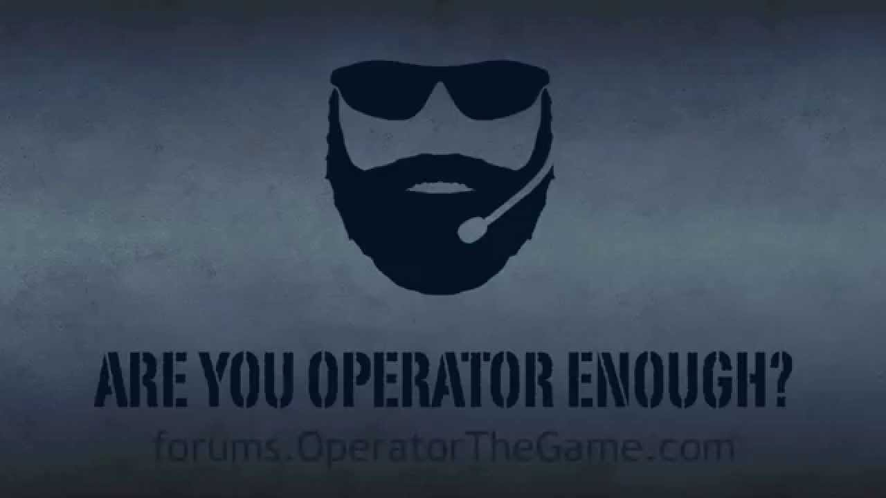 Operator The Game - First Teaser Video - Pre-Alpha - YouTube